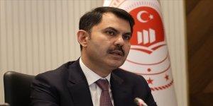 Çevre ve Şehircilik Bakanı Kurum: Hiçbir tesis Marmara'dan, vatandaşımızın canından kıymetli değil