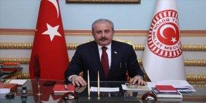 TBMM Başkanı Şentop: Türk dünyasındaki iş birliğimizin daha da güçlenmesi bizler için iftihar kaynağıdır