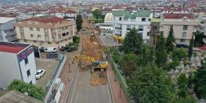 Darıca Battalgazi Caddesi daha konforlu olacak