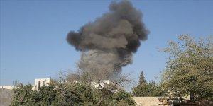 Esed rejiminin İdlib kırsalındaki saldırısında 6 sivil öldü
