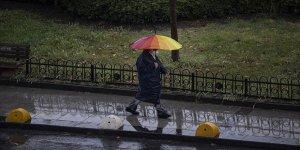 Marmara Bölgesi'nde mayıs ayında yağışlar yüzde 12 arttı