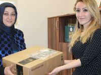 Erzurumlu kadınlardan eğitime destek