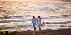 Doğu Akdeniz sahilleri fotoğraf çekimlerinde dış mekanın adresi oluyor