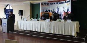 Kocaeli AFAD İl Müdürlüğü,İl Risk Azaltma Planı 2. Çalıştayını Gerçekleştirdi
