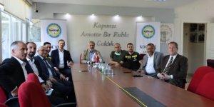 KASKF'a üye olanlara ücretsiz muayene imkanı