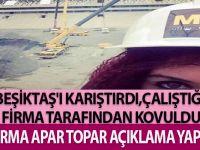 BEŞİKTAŞ'I KARIŞTIRDI,SOSYAL MEDYAYI SALLADI