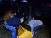 Kırklareli'de göçmen dramı: 2 ölü