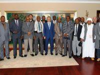 15 Sudanlı belediye başkanı Gebze'ye geldi