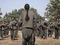 Hakkari'de kadın terörist teslim oldu