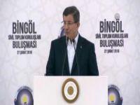 Başbakan Davutoğlu: Bir Milletvekili Arabasıyla Silah Taşıdı