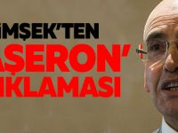 Şimşek'ten 'taşeron' açıklaması