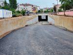 Okul Caddesi Tüneli bitiyor!