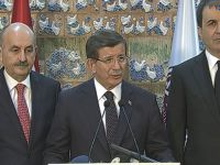 Başbakan Davutoğlu Ankara Saldırısıyla İlgili Açıklama Yapıyor