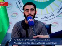 IŞİD'den Kaçtığını İddia Eden Amerikalı Genç Konuştu