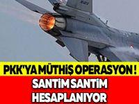 PKK'YA MÜTHİŞ OPERASYON ! SANTİM SANTİM HESAPLANIYOR