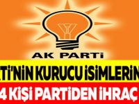 AK PARTİ'DE ŞOK !!
