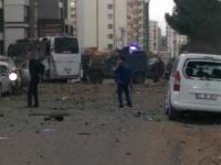 Polis Aracına Bombalı Saldırı Bilançosu ! 7 Şehit, 27 Yaralı