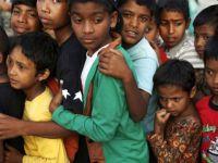 Depremzede çocuklar köle olarak satılıyor