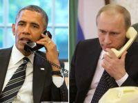 Obama, Putin'den Özel Olarak Yardım İstedi'