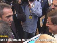 Yavuz Bingöl'den  Başbakan'a Övgüler..