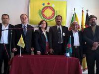 PYD Berlin'de temsilcilik açtı