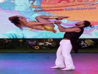 EXPO 2016'DA DANS RÜZGARI ESTİ