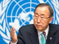 Birleşmiş Milletler Genel Sekreteri Ban-Ki moon İstanbul'dan Canlı Yayın Yapıyor