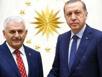 Aliyev, Binali Yıldırım'ı arayarak tebrik etti