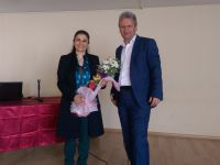 Çayırova'da 'Hoca Ahmet Yesevi' konferansı