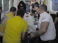 Giresun'da mayın patladı: 1 özel güvenlik görevlisi yaralı