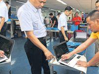 Emniyet Alarma Geçti, Havalimanlarında Laptop Kontrolü Krizi Çıktı