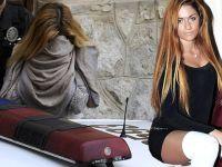 Sevgilisini Öldüren Model Cinayete İntihar Süsü Verdi