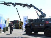 Teröristleri imha edecek robot geliştirildi