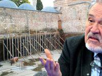 Osmanlı'ya, İlber Hocayı çıldırtan beton