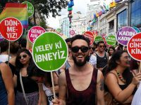 VE VALİLİK'TEN LGBTİ YÜRÜYÜŞÜNE KARAR ÇIKTI !