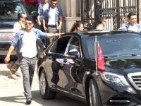 Erdoğan'dan Babalar Günü'nde anlamlı ziyaret