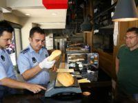 Pamukkale'de Zabıtalar Ayakta !