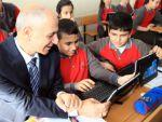 Başkan Akbaş yine öğrencilerle buluştu