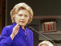 Hillary Clinton'a Soruşturmalar Bitmiyor...!