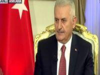 Başbakan Yıldırım: MİT Müsteşarından Tatmin Edici Cevap Alamadım