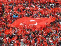 TAKSİM'DE HEDEF 1 MİLYON KİŞİ !