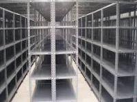 Çelik Raf Sistemleri Üretimi