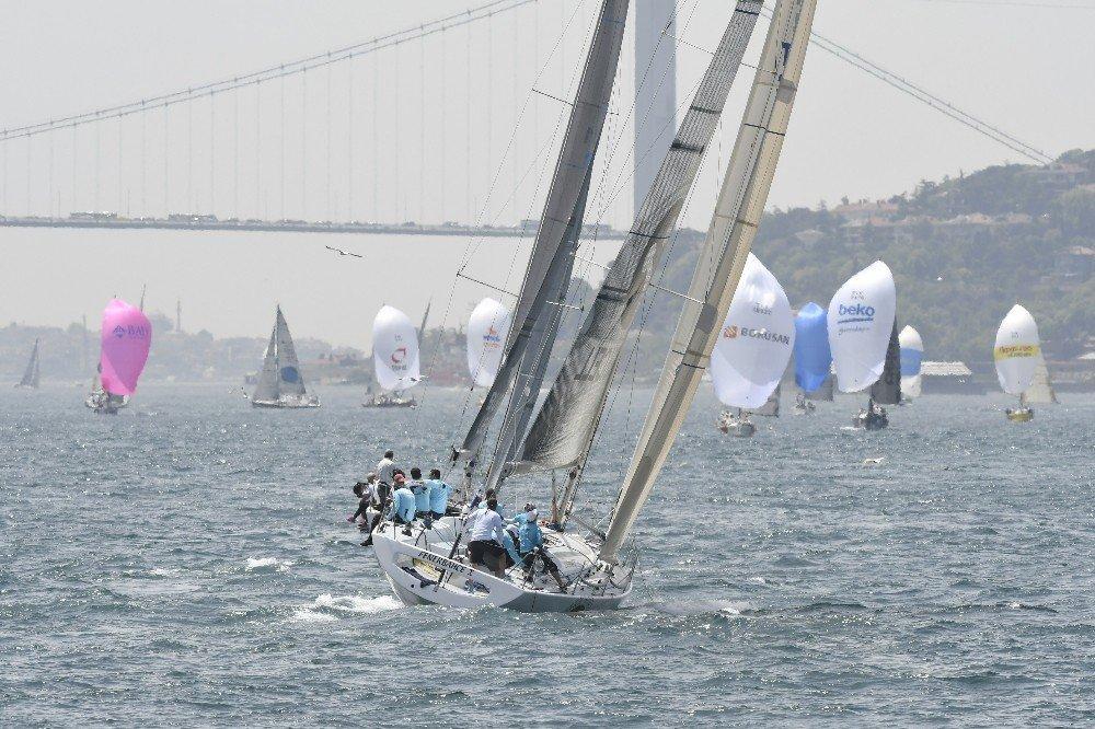 Turkcell Platinum Bosphorus Cup'la İstanbul'un Kalbine Yelken Açıldı