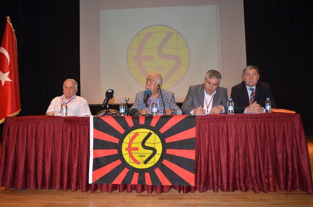 Eskişehirspor Kayyuma Doğru Gidiyor