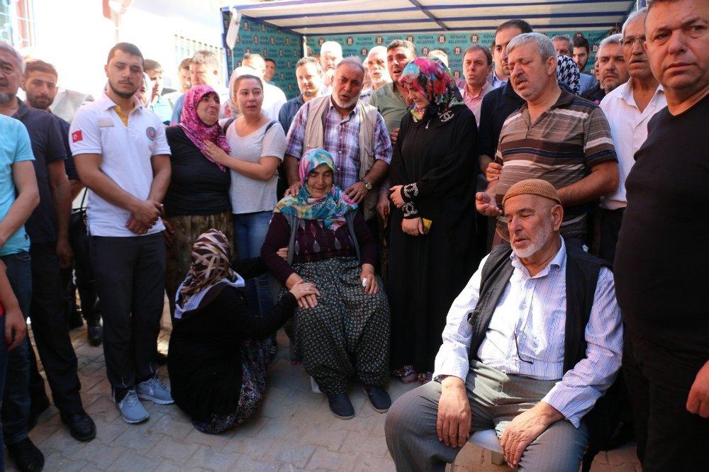 Şehit Piyade Er Akyıldız'ın Cenazesi Kütahya'ya Getirildi