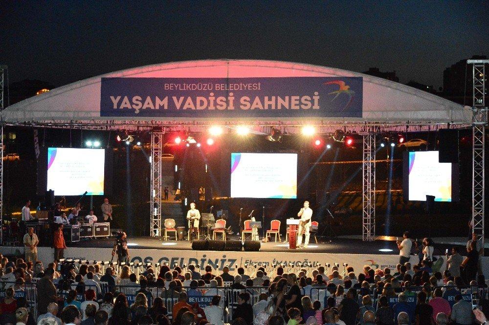 Başkan İmamoğlu, Kültür Merkezi Müjdesi Verdi