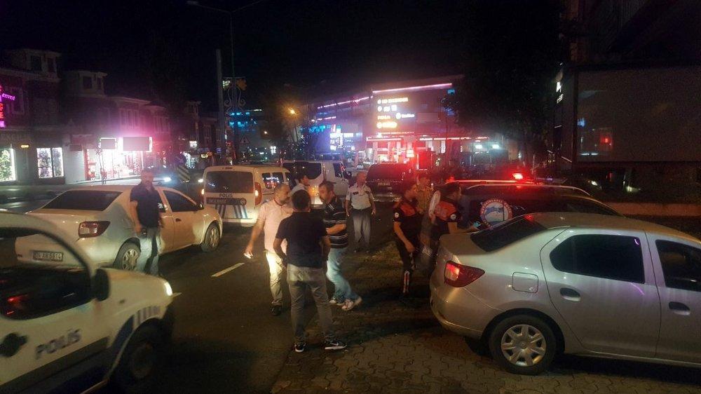 İstanbul'da Hırsızlarla Polis Arasında Kovalamaca