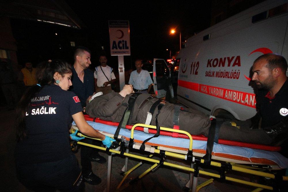 İtalyan Turistler Kaza Yaptı: 2 Yaralı
