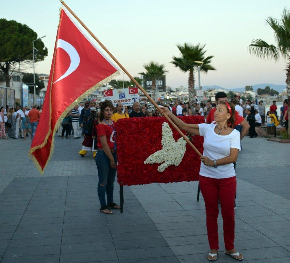 Didim 22. Barış Festivali Başladı