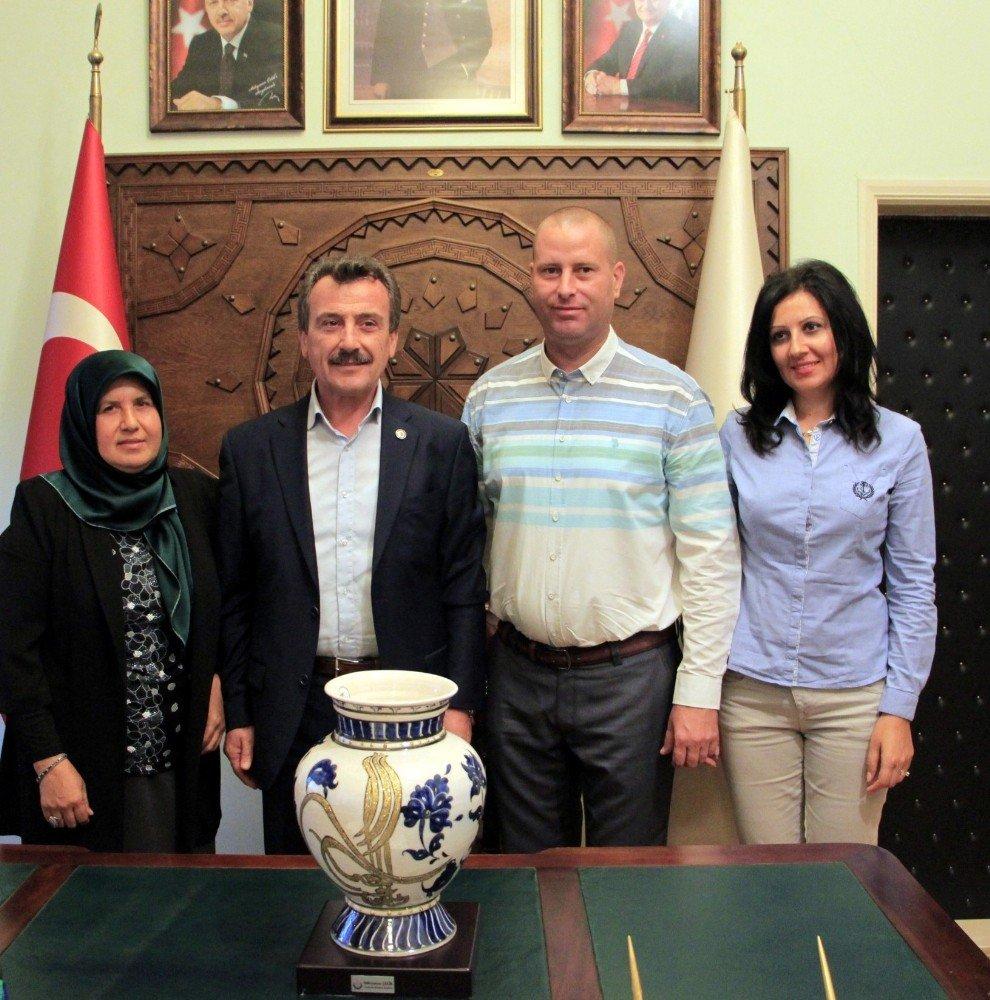 Bursa'da 4. Uluslararası Altın Biber Festivali Ve Kurtuluş Etkinlikleri